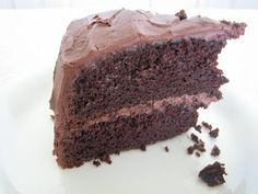 """""""Perfectly Chocolate"""" Chocolate Frosting"""