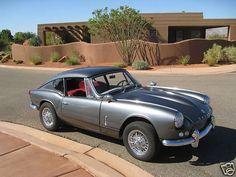 Triumph - Nut and Bolt Restoration - 1968 - Picture Triumph Auto, Triumph Tr3, Triumph Sports, Triumph Spitfire, Old Sports Cars, British Sports Cars, Classic Sports Cars, Classic Cars British, Good Looking Cars