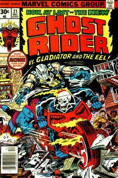 See Jack Kirby Draw Ghost Rider (And Other Marvel Comics Superheroes) Marvel Comics, Marvel Comic Books, Comic Book Characters, Marvel Characters, Comic Character, Comic Books Art, Comic Art, Horror Comics, Marvel Fan