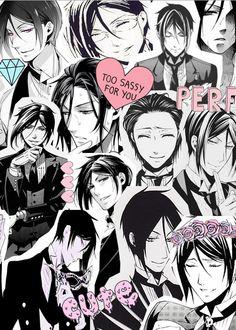 anime collage tumblr - Pesquisa Google