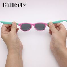 Ralferty Classic Infant Baby Kids Polarized Sunglasses Children Safety Coating Glasses Sun UV 400 Fashion Shades oculos de sol Like if you remember #shop #beauty #Woman's fashion #Products #Classes