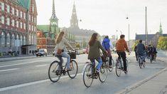 Copenhagen pretende entrar para a lista de cidades inteligentes (Foto: Reprodução)