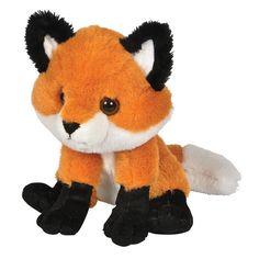 12-inch Zoo Crew Fox Stuffed Animal