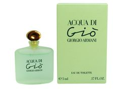 Giorgio Armani - Miniature Acqua di Giò pour femme (Eau de toilette 5ml)