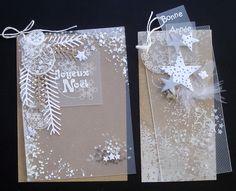 Super Origami Christmas Cards Crafts Ideas - Happy Christmas - Noel 2020 ideas-Happy New Year-Christmas Christmas Origami, Christmas Tag, White Christmas, Origami Envelope, Origami Easy, Envelopes, Origami Wedding Invitations, Dollar Bill Origami, Winter Cards