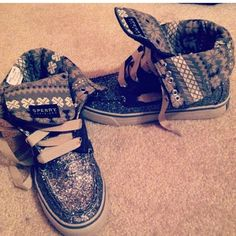 Sperry boots, so cute! I want some!