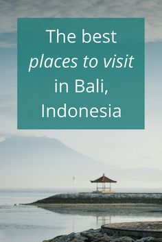 Adoration 4 Adventure's recommendations for the best places to visit in Bali, Indonesia. This list will help you choose the best place to visit in Bali depending on whether you are traveling as afamily, group, couple, or single traveler. BONUS: Budget Bali hotel recommendations.