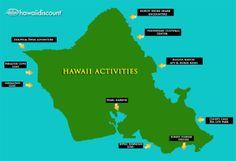 The Best Oahu Activities #Oahu #Hawaii #Waikiki