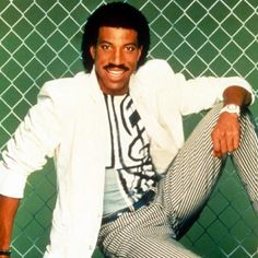 "lionel richie 80s | Druther: Music Monday: Lionel Richie ""Hello"""