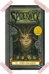 Las Conicas de Spiderwick 5-El ogro malvado