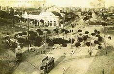 Plaça Espanya. 1890