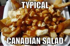 11 Unhealthy Things That Are Actually Salad In Disguise