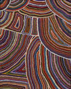Ngayuku Ngura by Samuel Miller   1320 x 1050mm