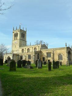 St Peters Church, Conisbrough, the oldest building in Yorkshire, built 750AD. Yorkshire, England