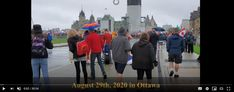 """""""Age of Ingenuity"""" hosts Al Calder and Chuck Black went to Ottawa ON to cover the August 29th, 2020 Parliamentary Hill protests against the Canadian governments current response to our seemingly never ending, worldwide pandemic. We learned a lot of useful things which we're going to share. We'll also try to provide some sort of context. Wish us luck. It's a strange, but ingenious new world we live in..."""