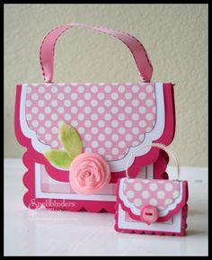Spellbinders purses