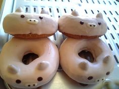 Today's Most Popular Gig :) pig donuts....for police haha