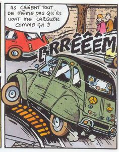 R sultat de recherche d 39 images pour humour 2cv cartoon for Garage auto frontignan