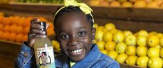 9 Year Old Entrepreneur Lands Million Dollar contract with Whole Foods Honey Lemonade, Mighty Girl, Genius Hour, Homemade Lemonade, Sweet Stories, Thing 1, Whole Foods Market, 9 Year Olds, Shark Tank