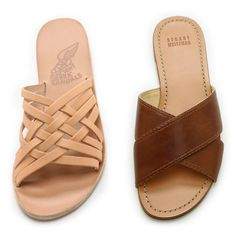 I WOULD WEAR THAT...SLIDES. - Bliss