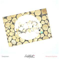 Karte - Scrapbook Werkstatt Januar Kit 2016 - designed by Alexandra Boehnke (Tandi-Works)