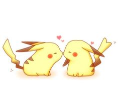 pokemon love kawaii - Buscar con Google