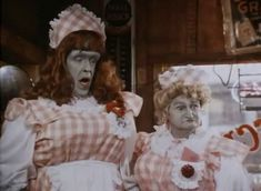 The Munsters' Revenge (1981) Herman and Grandpa in Drag again!