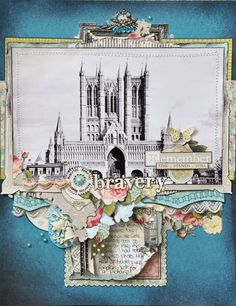 Webster's Pages by Emma Trout-beautiful layering