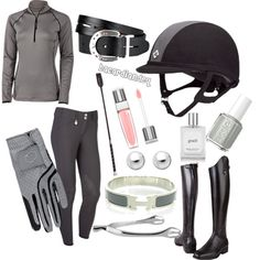 Gorgeous Grays, created by bacardiandeq on Polyvore