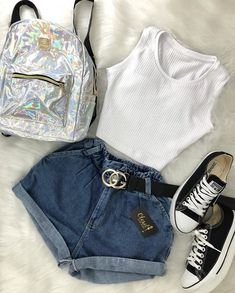 stylish clothes,newest fashion,hot new outfits,shop fashion Teen Fashion Outfits, Teenage Outfits, Cute Fashion, Look Fashion, Outfits For Teens, Tween Fashion, Fashion Clothes, Vintage Fashion, Fashion Tips