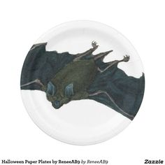 Halloween Paper Plates by ReneeAB9