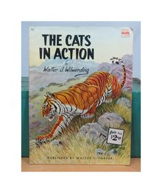 Art How to Book How to The Cats in Action by 13thStreetEmporium
