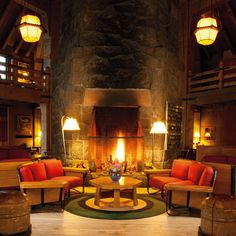 Timberline Lodge, Mt