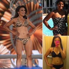 How Miss America Nina Davuluri Dropped Over 50 Pounds... This is so inspiring! I've now been reminded me that it won't happen over night. Patience and motivation.. That's what it takes.