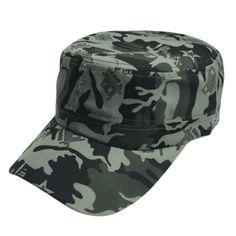 6f9a7d5aa7e Men Women Camouflage Outdoor Climbing outdoor camping hiking cap Hip Hop  Dance Hat Cap garrison cap