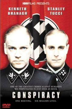 Conspiration (Conspiracy) est un téléfilm américano-britannique de Frank Pierson, sorti en 2001. Conspiration reproduit le déroulement de la Conférence de Wannsee, dans la banlieue de Berlin, le 20 janvier 1942, lorsque Reinhard Heydrich mobilisa l'administration du Troisième Reich pour entériner l'organisation administrative et logistique de la Solution finale (l'extermination des Juifs d'Europe).