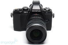 Olympus OM-D E-M5 Micro Four Thirds camera