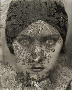 Gloria Swanson, Edward Steichen for Vanity Fair 1924