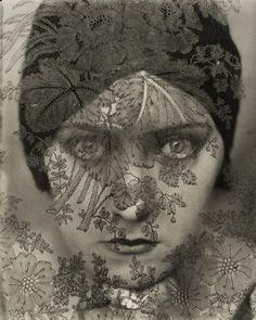 Gloria Swanson, Edward Steichen for Vanity Fair 1924