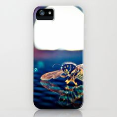 BEE iPhone Case by Kevin Spagnolo - $35.00