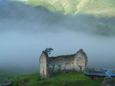 Morning fog in Dartlo