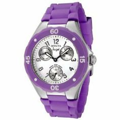 #Invicta Womens 0702 Collection Multi Function  women watch #2dayslook #alex2578923  www.2dayslook.com