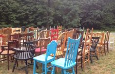 HVVR Assorted Antique Chairs, Rokeby