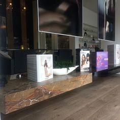 DI FROSCIA MARMI  #interiodesign #style #architecture #designer #forestbrown #marble #hairdressing #parquet #rovere #furniture #decor #shopwindow #artdesign #artigianatoitaliano #project #difrosciasnc #madeinitaly