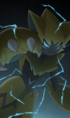 Resultado de imagen para Zeraora pokemon