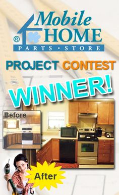 Congratulations To Rich From Pennsylvania On His Outstanding Mobile Home Project We Hope The 500