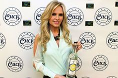 Tamra Barney Arrives in DC with Cuca Fresca in Hand #RHOOC