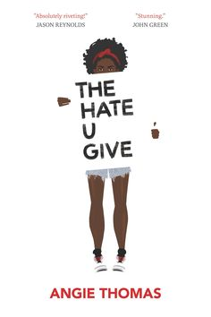 """The Hate U Give -The Hate U Give by Angie Thomas New York Times bestseller Soon to be a major motion picture, starring Amandla Stenberg A Teen Vogue Best YA Book of the Year Stunning.John Green """"A masterpiece.The Huffington Post """"An essential John Green, Reading Lists, Book Lists, Reading Time, Between Two Worlds, Ya Novels, Books For Teens, Young Adult Books, Young Adults"""