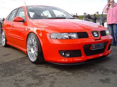 car-hire-uk.com complaints :-Seat Leon Cupra R by Little Rob, via Flickr