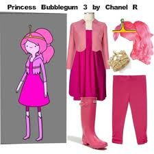 A fashion look from June 2012 featuring smock dress, blazer jacket and rubber boots. Browse and shop related looks. Adventure Time Halloween Costume, Couple Halloween Costumes, Halloween Cosplay, Halloween Outfits, Halloween 2018, Diy Halloween, Casual Cosplay, Cosplay Dress, Cosplay Costumes
